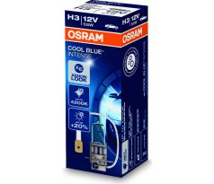 12V H3 55W OSRAM Cool Blue Intense   - 1 ks