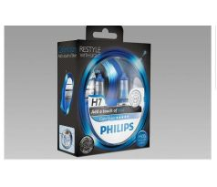 PHILIPS  H7 12V 55W PX26d ColorVsion BLUE 2ks