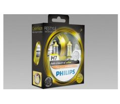 PHILIPS H7 12V 55W PX26d ColorVsion YELLOW 2ks